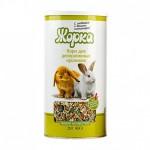Жорка корм для декоративных кроликов В ТУБУСЕ