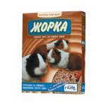 Жорка - корм для морских свинок, 450 грамм