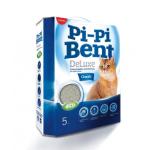 """PI-PI-BENT-Комкующийся наполнитель """"Делюкс Классик"""" (коробка), DeLuxe Classic, 5 кг"""