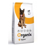 Organix для собак крупных пород, с курицей, Adult Dog Large Breed Chicken
