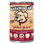 "Barking Heads консервы для собак старше 7 лет ""Золотые годы"" с цыпленком и лососем"